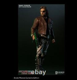 1/6 Escape from New York. Snake Plissken Exclusive Sideshow 1002191