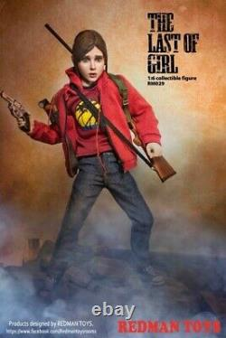 1/6 Scale Movie Collectible Figure Redman The last of us Elli RM029 Figure Model