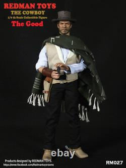1/6 Scale REDMAN TOYS RM027(007) The Good Action Figure Model Doll Toy