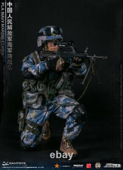 1/6th DAMTOYS 78068 PLA NAVY MARINE CORPS Action Figure Collectible