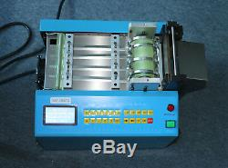 500W High Power Nickel Belts Cutting Machine Cable Pipe PVC Tube Cutter 220V