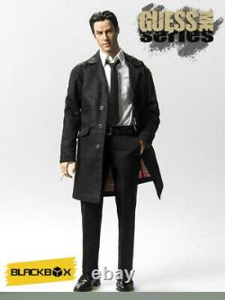 BLACKBOX BBT9001 1/6th Hell Detective Keanu Reeves Action Figure Collectible
