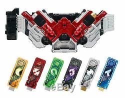 Bandai Transformation Belt ver. 20th DX Double Driver Masked Rider W