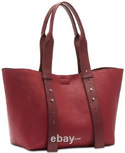 Calvin Klein Jane Belted East West Tote Bag Bubble Lamb CURRENT