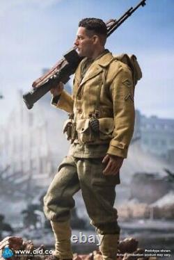 DID 1/6 #A80141 WWII US Rangers 12 Male Soldier Action Figure Army Toys