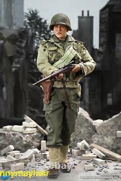 DID 1/6 A80144 Private Jackson WWII US 2nd Ranger Battalion Soldier Figure Model