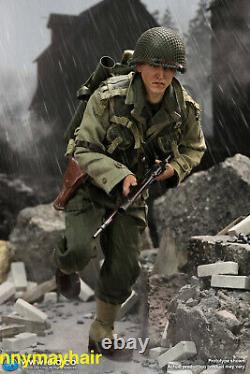 DID 1/6 A80144 WWII US 2nd Ranger Battalion Series Private Jackson Sniper Figure