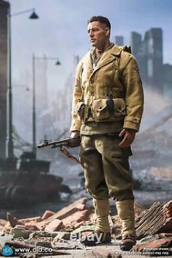 DID 1/6 Scale 12 WWII US Ranger Battalion Series 2 Private Reiben A80141 New