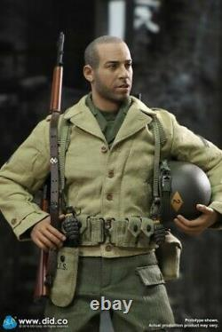 DID 1/6 World War II US Army Rangers Male Soldier Coustom Figure A80140 Toys