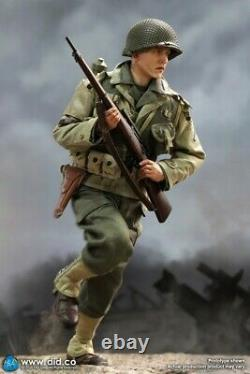 DID A80144 1/6 The US Army 2nd Ranger Battalion Male Soldier Action Figure Toy