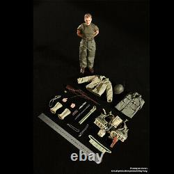 DID A80144 1/6 WWII US 2nd Ranger Battalion Series 4 Private Jackson Figure