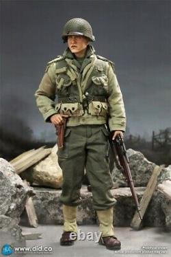 DID A80144 WWII US 2nd Ranger Battalion Series 4 Private Jackson 1/6 FIGURE
