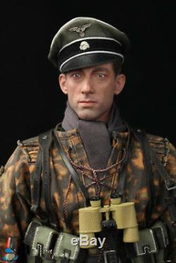 DID D08118 Army toys 1/6 Solider Armored Division Uniform WWII SS-12 For figure