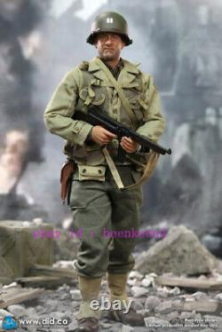 Did A80145 1/6 Wwii Us 2nd Ranger Battalion Series 3 Captain Miller Action Stock