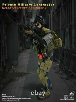 EASY&SIMPLE 1/6 ES26039 Private Military Contractor Urban Operation Figure Toys