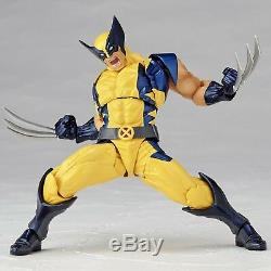 Figure complex AMAZING YAMAGUCHI Wolverine Approximately 155 mm ABS & PVC pai