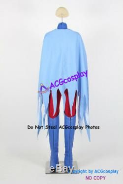 Gatchaman Jason Cosplay Costume include boots covers and pvc made belt buckle