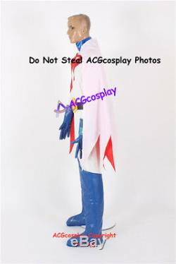 Gatchaman Mark Cosplay Costume include boots covers and pvc made belt buckle