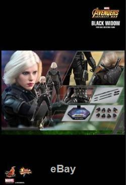 Hot Toys 1/6 scale Figure Avengers Infinity War Black Widow MMS460 Japan Limited