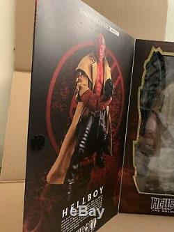 Hot Toys MMS 83 The Golden Army Hellboy II 2 Ron Pearlman 12 inch Figure NEW