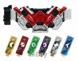 Kamen Rider Transformation Belt ver. 20th DX double driver Toy BANDAI