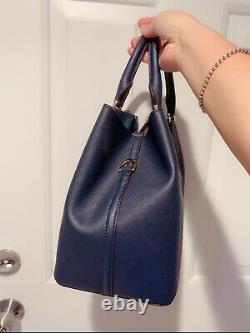 Michael kors handbags with Shoulder Belt new with tags Dark blue Clearance sale