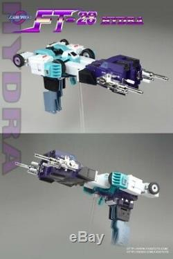 NEW Fanstoys Transformers FT-28 FT28 Six-faced beast Belt alloy MP ratio