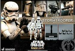 NEW Hot Toys TMS011 Remnant Stormtrooper Star Wars The Mandalorian 1/6 Scale