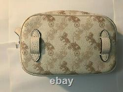 NWT COACH 78603 Convertible Belt Bag With Horse And Carriage Print