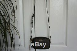 NWT Coach F79209 Convertible Belt Bag Crossbody in Signature Brown Black $298