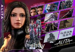 READY to Ship Hot Toys MMS520 Battle Angel Alita 1/6 Action Figure