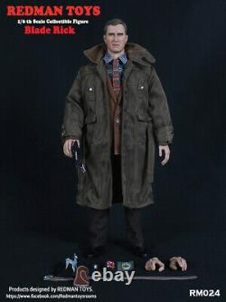 REDMAN TOYS 1/6 Scale RM024 Blade Rick Action Figure Collectible Dolls