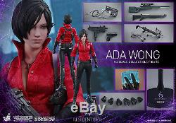 Resident Evil 6 Ada Wong 1/6 Action Figure 12 Hot Toys Sideshow Vgm21