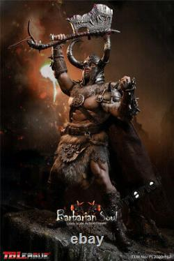 Scale 1/6 TBLeague PL2020-167 Barbarian soul Outfit Male Action Figure Toy