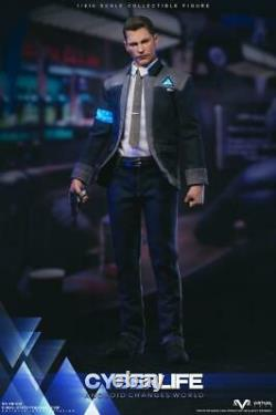 Scale 1/6 VTS TOYS VM-028 Detroit Become Human Connor Outfit Action Figure