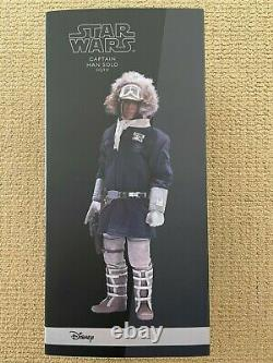 Sideshow Exclusive Star Wars Captain Han Solo Hoth Blue Jacket Sealed