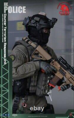 Soldier Story 1/6 SS116 HK POLICE CTRU Tactical Medic Soldier Figure Toys Gift