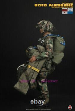 Soldier Story 1/6 Ss089 U. S. 82nd Airborne Division Paratroopers In Panama Stock