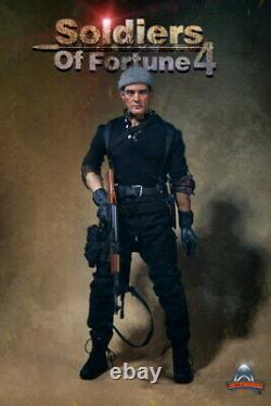 Soldiers Of Fortune 4 ARTFIGURES AF023 Soldiers 1/6 Action Figure Toys