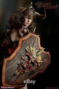 TBLeague 1/6 Viking Woman Female Action Figure Solider Collectible PL2020-162