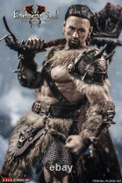 TBLeague Phicen Barbarian Soul 1/6 Scale 12 Seamless Body Male Figure In Stock